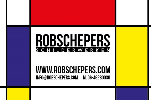 Wie is Rob? – Rob Schepers Schilderwerken